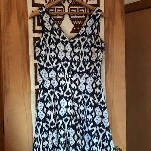 GAP Linen Dress With Pockets